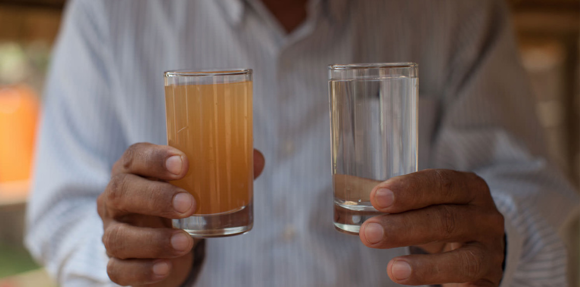 Water woes in Sector 82