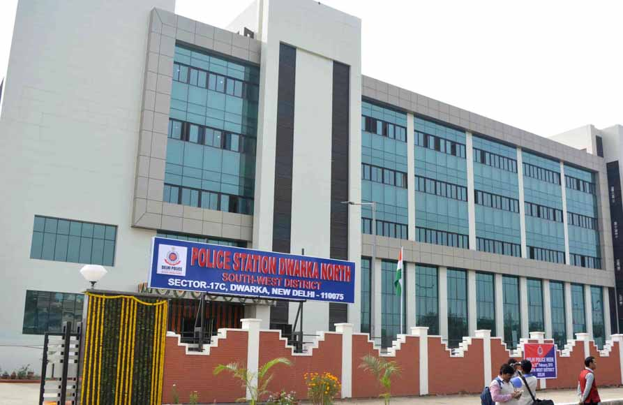 Dwarka's new police station is an eco-friendly marvel