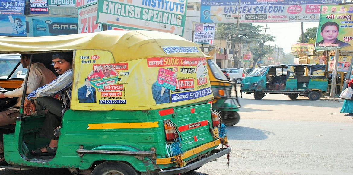 Autos wreak havoc on Patel Nagar