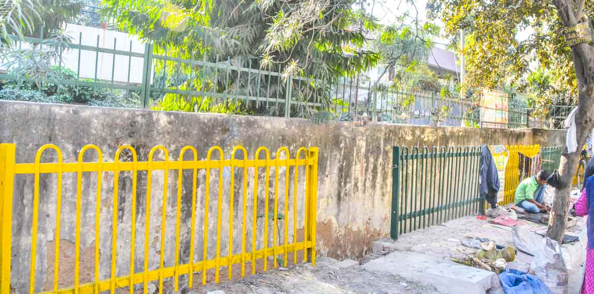 Sec 14 to get higher boundary wall