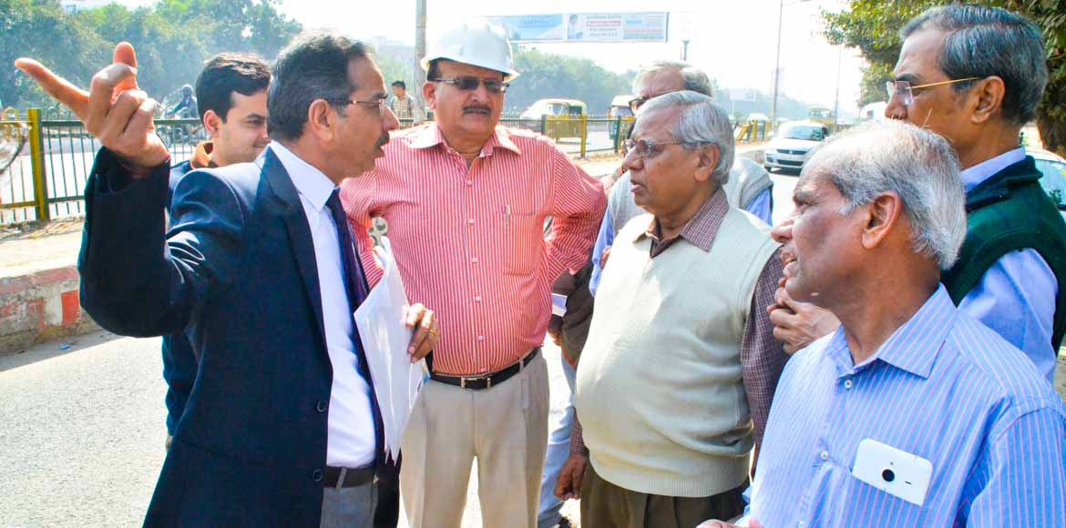 DMRC meets Mecon to discuss Metro exit