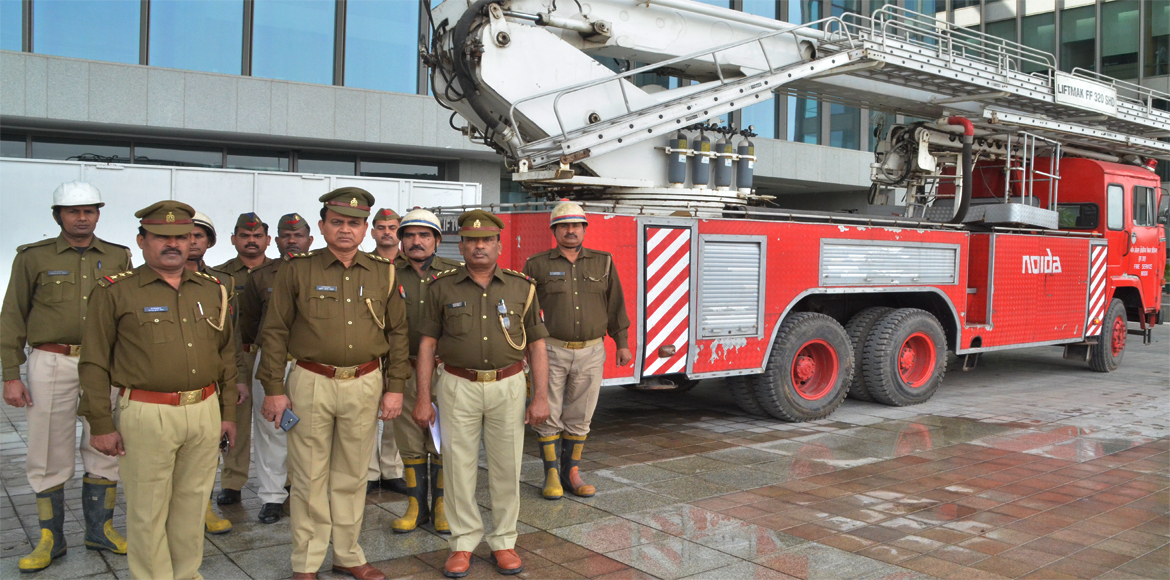 Noida Fire Department will get wings
