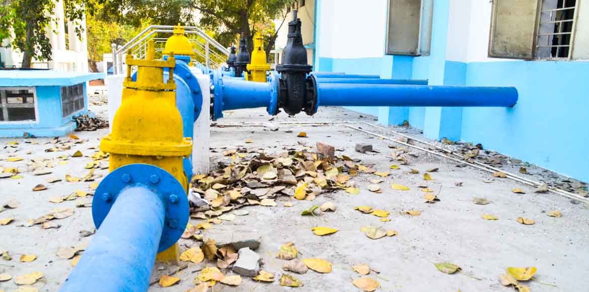 No plans for water meters: Noida Authority
