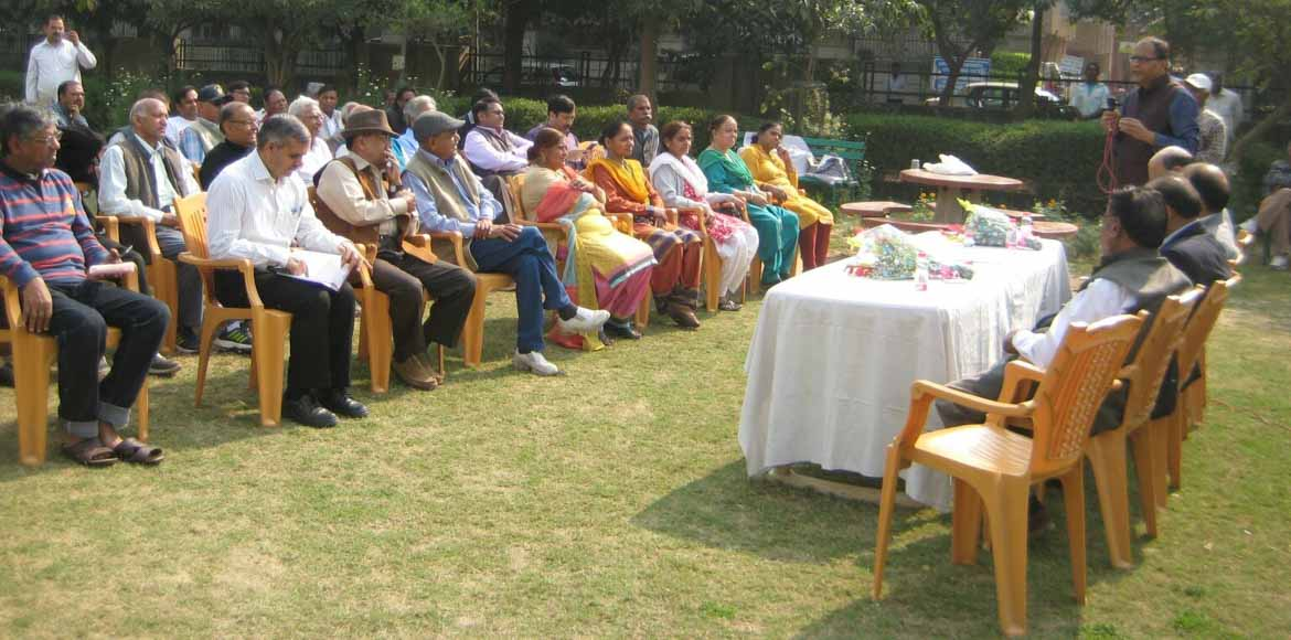 Dwarka's Sector 9 park to get a facelift so