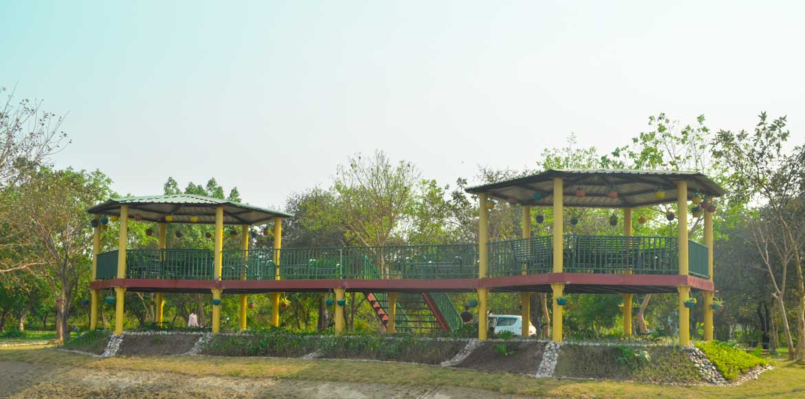 PHOTO KATHA: City Forest, Ghaziabad, gets a new attraction
