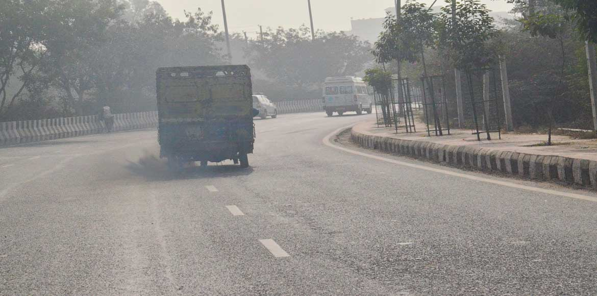 How clean is Noida's air? We'll find out soon