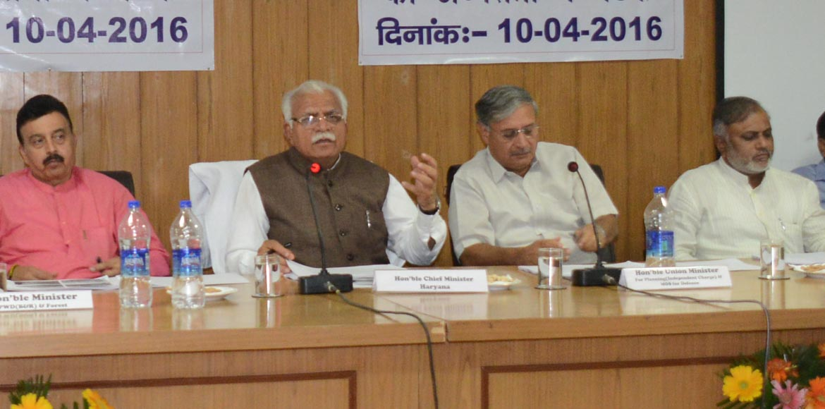 Haryana CM orders enquiry against realty giant