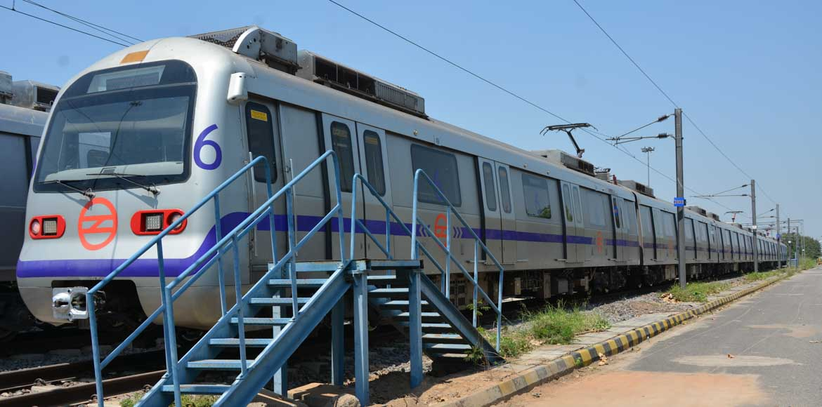 Great news for GreNo: Metro link to IGI Airport soon!