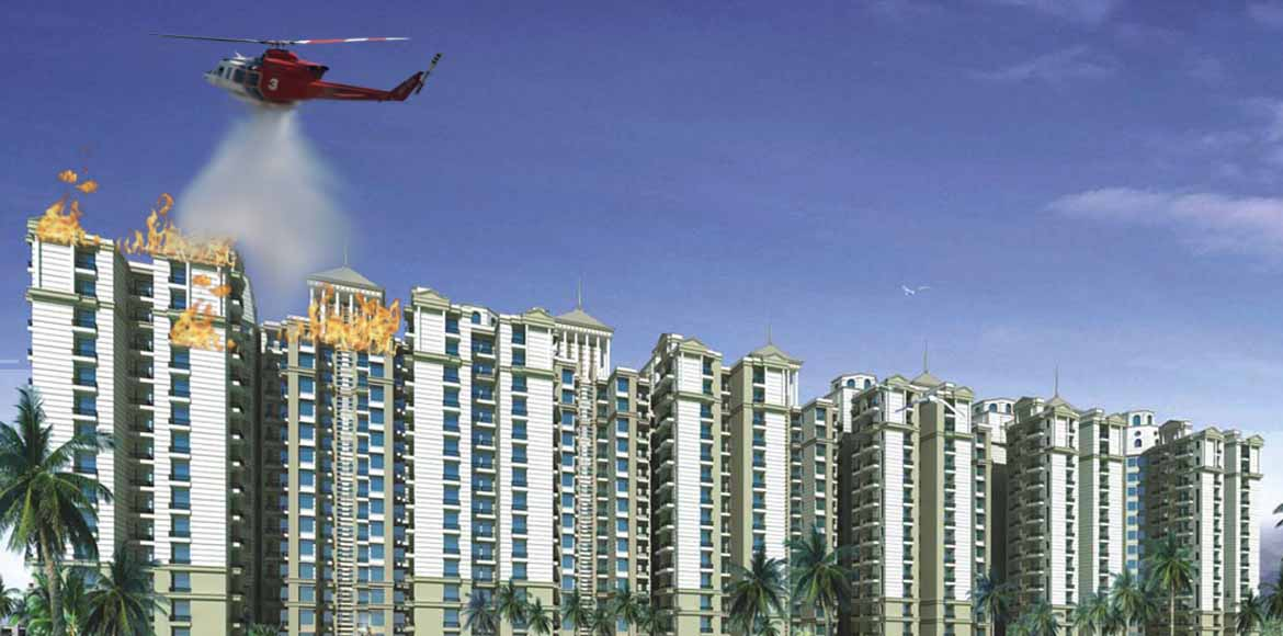 Noida moves a step closer to having a copter in it