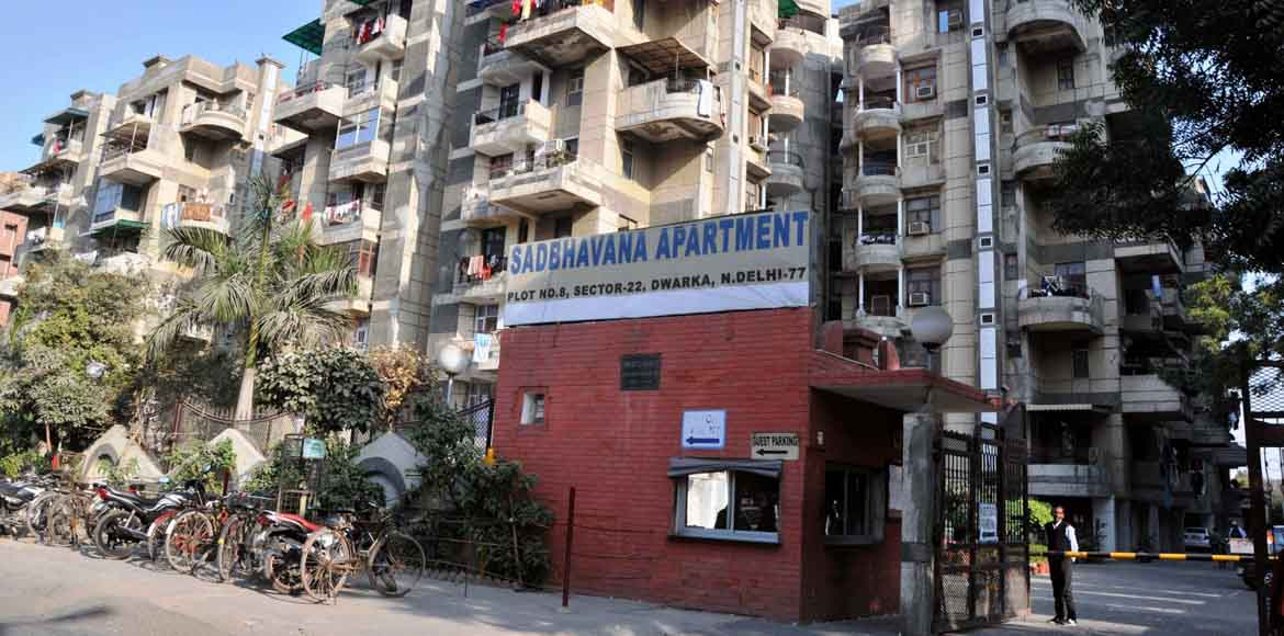 We can't wait to see what Sadbhavna Apartments looks like next!