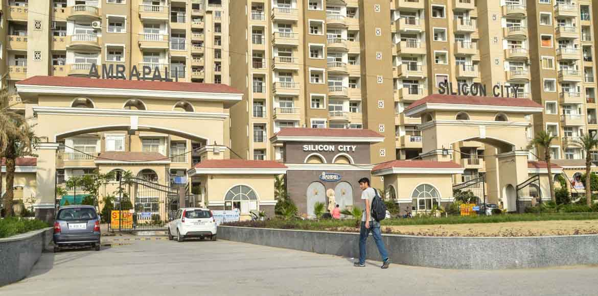 Amrapali Group: When helpline needs help