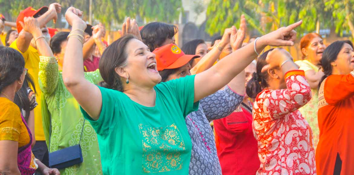 PHOTO KATHA: Of belly laughs and giggles