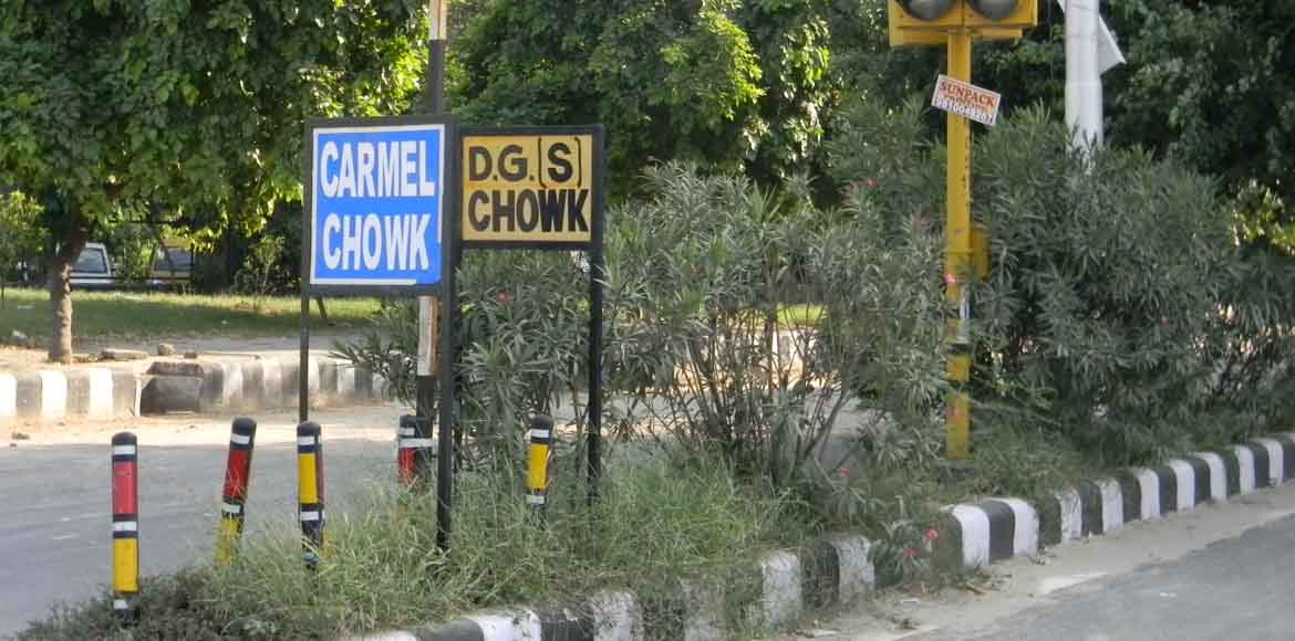 Dwarka: Where the Chowks have two names