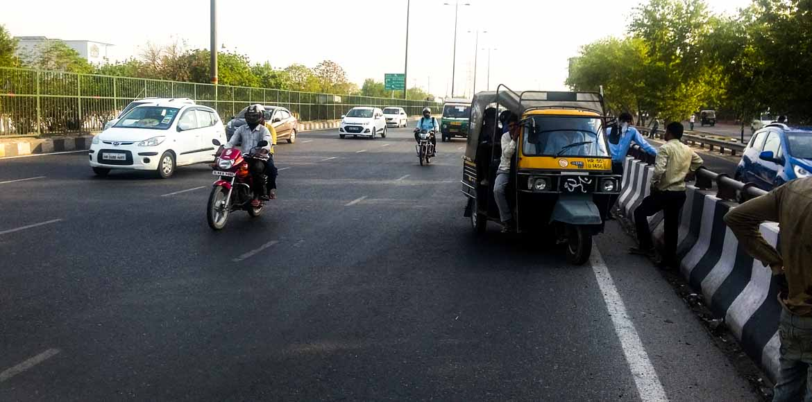 CISF to manage traffic on Delhi-Gurgaon highway?