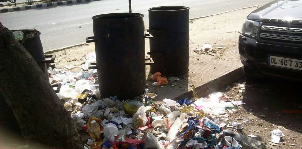 Garbage woes begin to overflow in Dwarka
