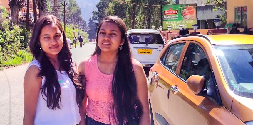 Gurgaon twins have identical reason to celebrate Class XII boards