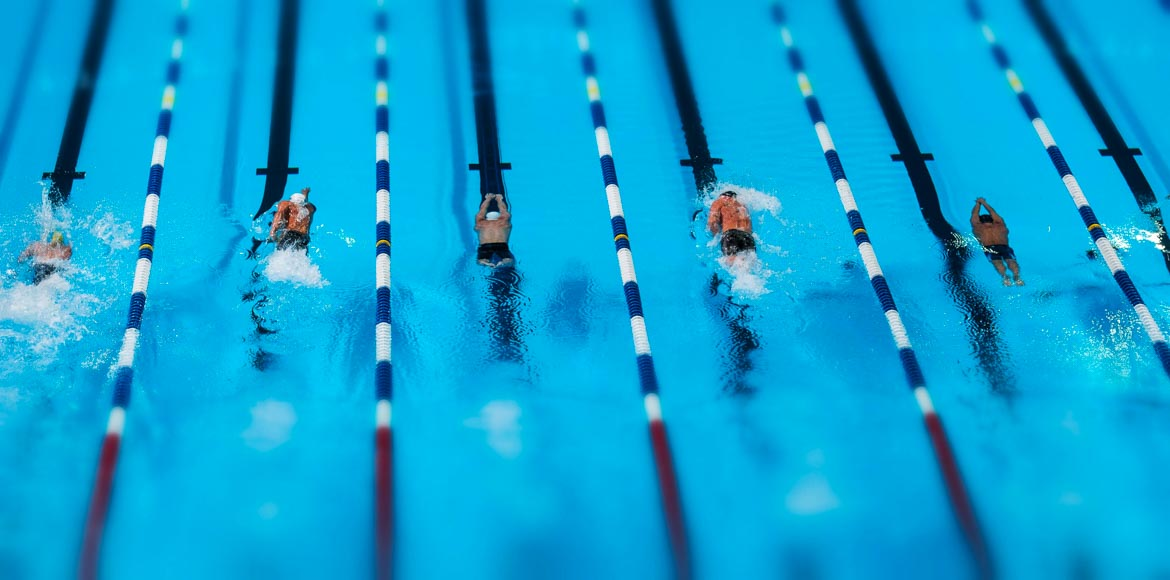 Coming up, two world-class swimming pools for Gurg