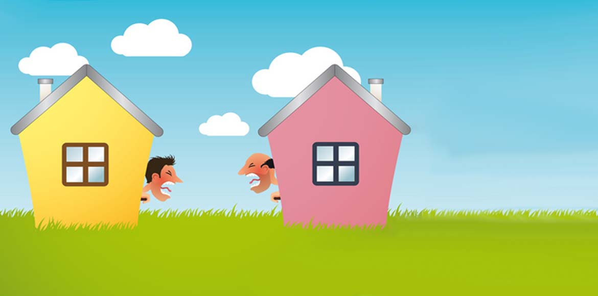 5 types of annoying neighbours (Part 2)
