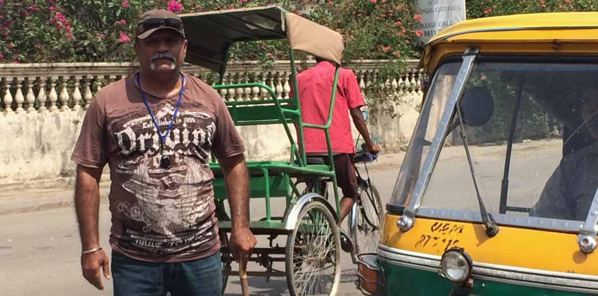 Have you met Indirapuram's <i>Singham</i> uncle?