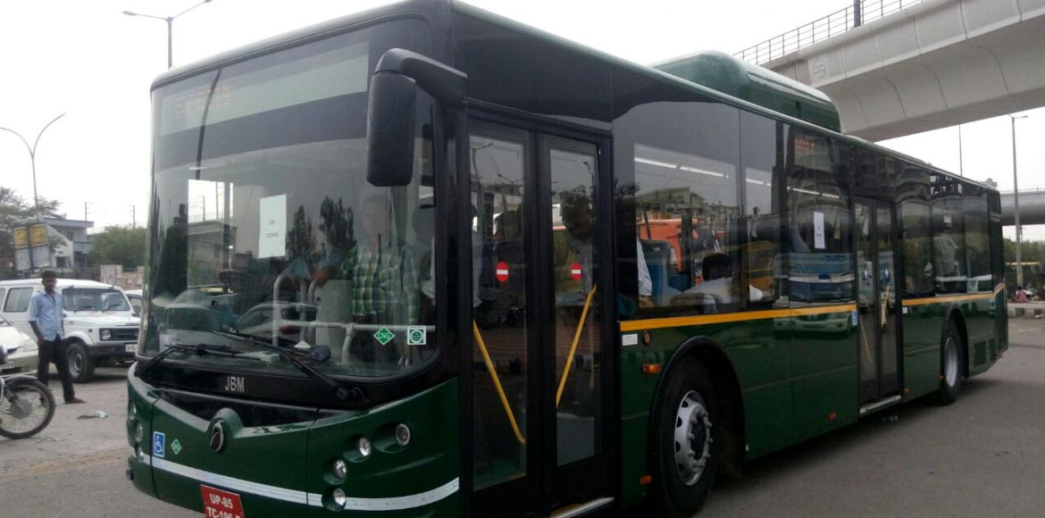 Noida: Six new bus routes for the city soon