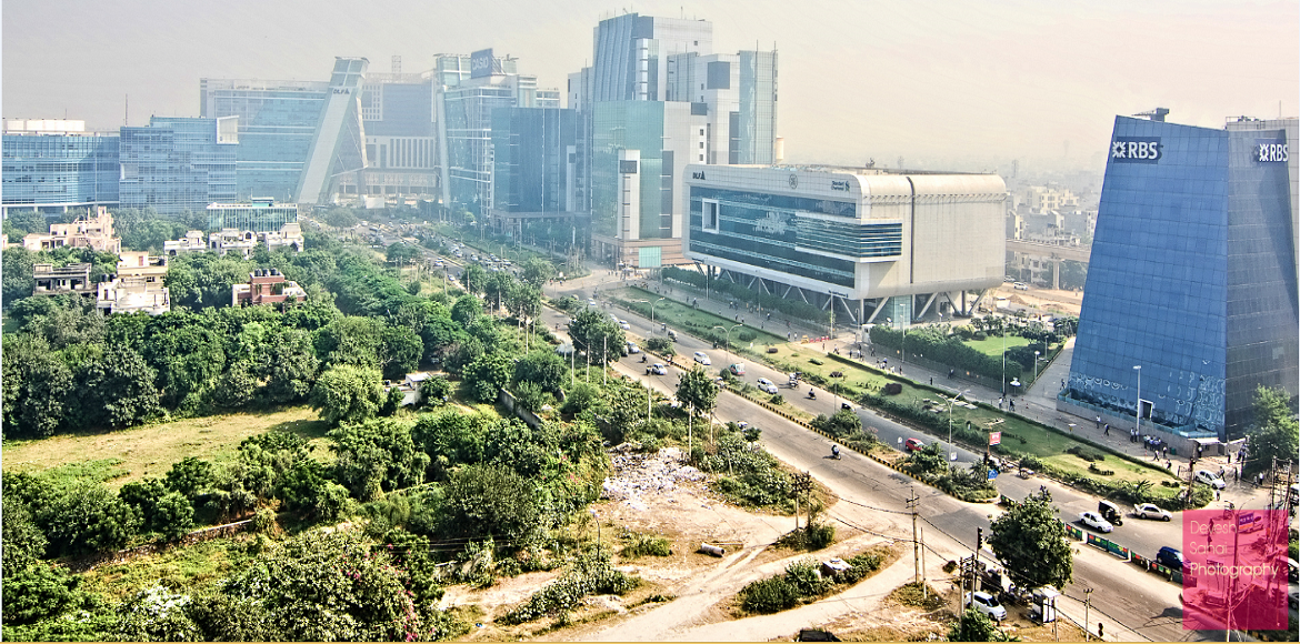 Mission Swachh Parks for Gurgaon
