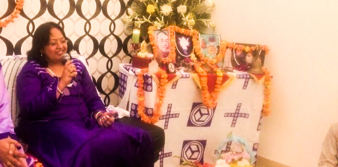 What makes this reiki healer a hit with Sohna road residents