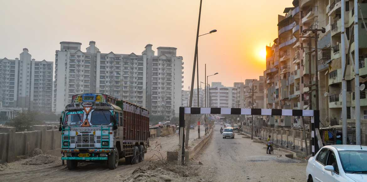 Ahinsa Khand 2: Residents want height barrier re-installed