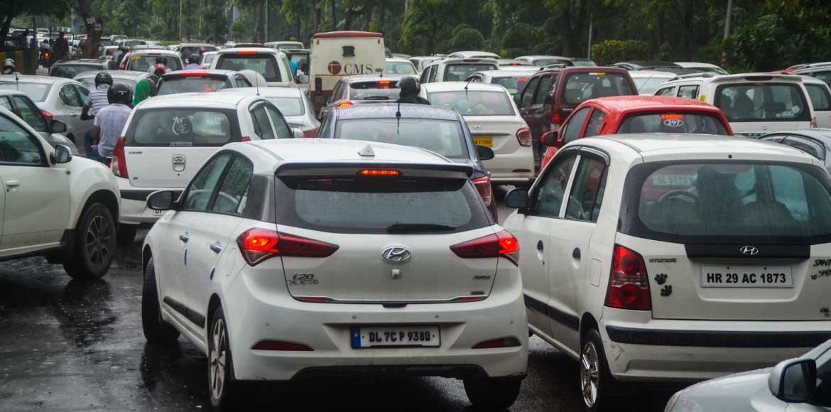 Noida: When stepping out is a nightmare