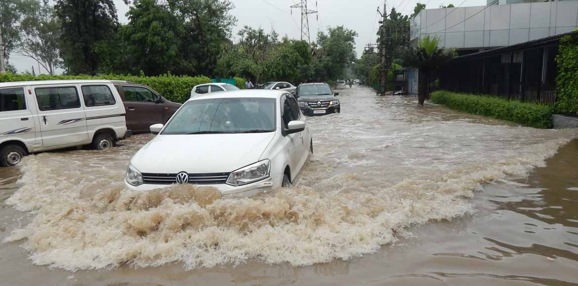 Gurgaon rains: G-towners recount their ordeal