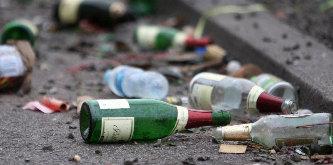 GreNo: Illegal shacks selling alcohol crop up in Beta 1
