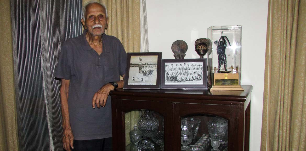 RS Bhola: A hockey legend reminisces