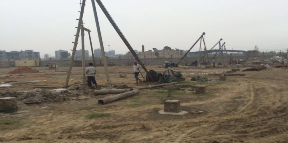 DM orders crackdown on illegal drilling of borewel