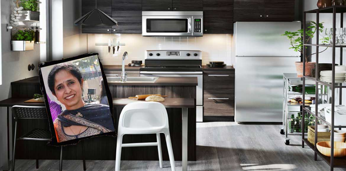 VASTU FOR KITCHEN: Why a red light helps and why you should avoid black!