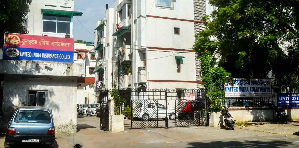 United India Apts lists out residents' basic requi