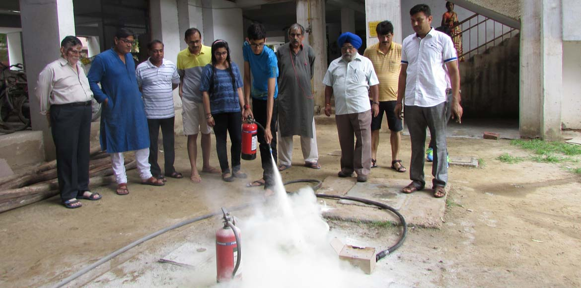 Dwarka: Ganpati Apartments gears up for fire safet