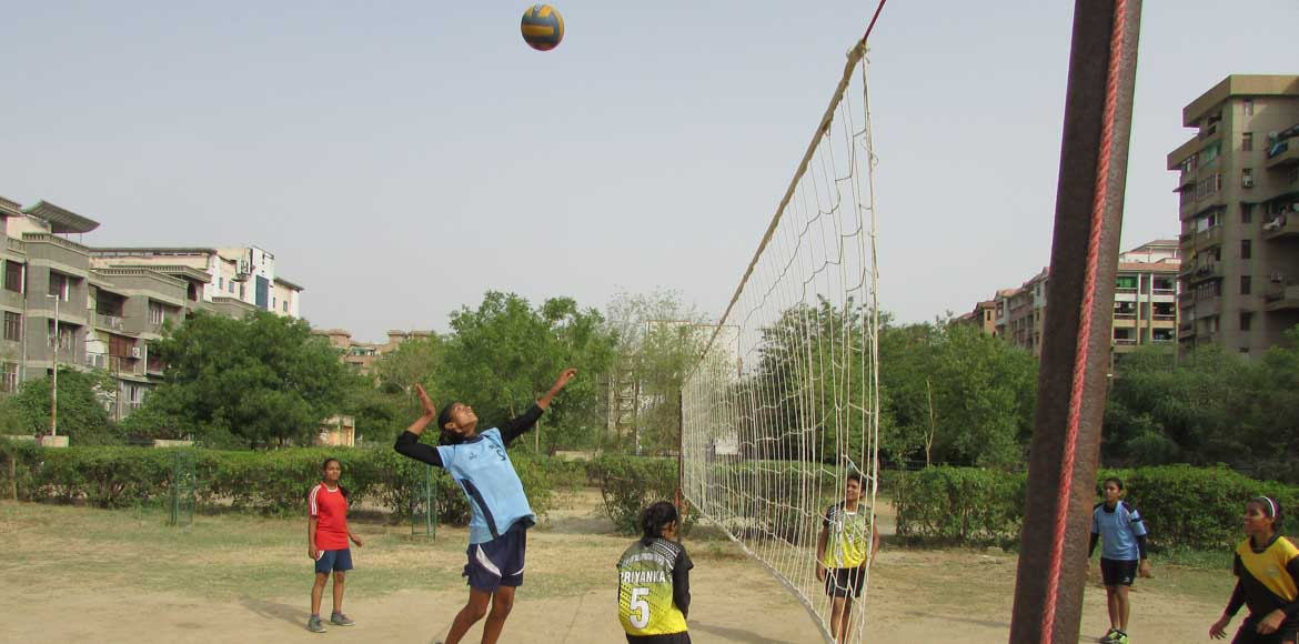 Talent finds a training ground in this Dwarka park