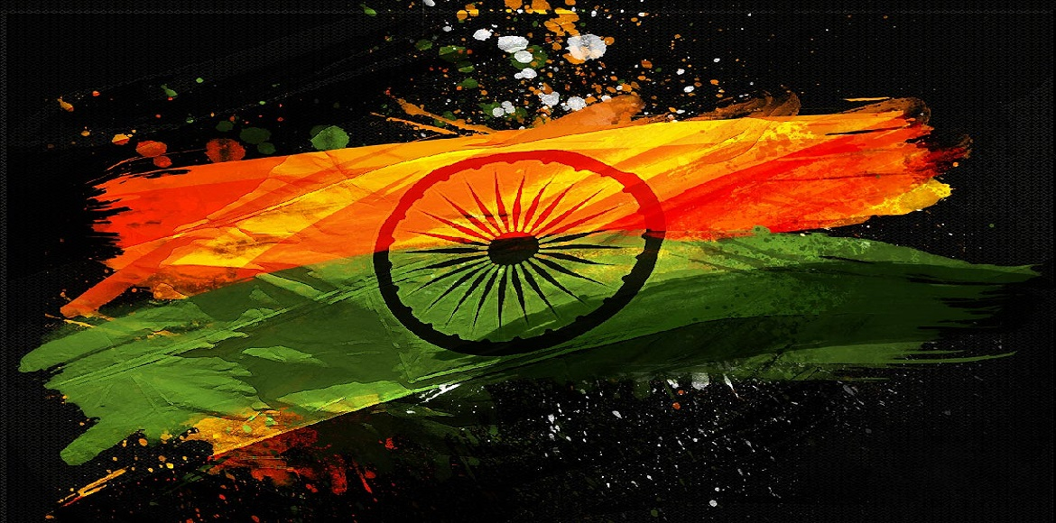 The colours of freedom
