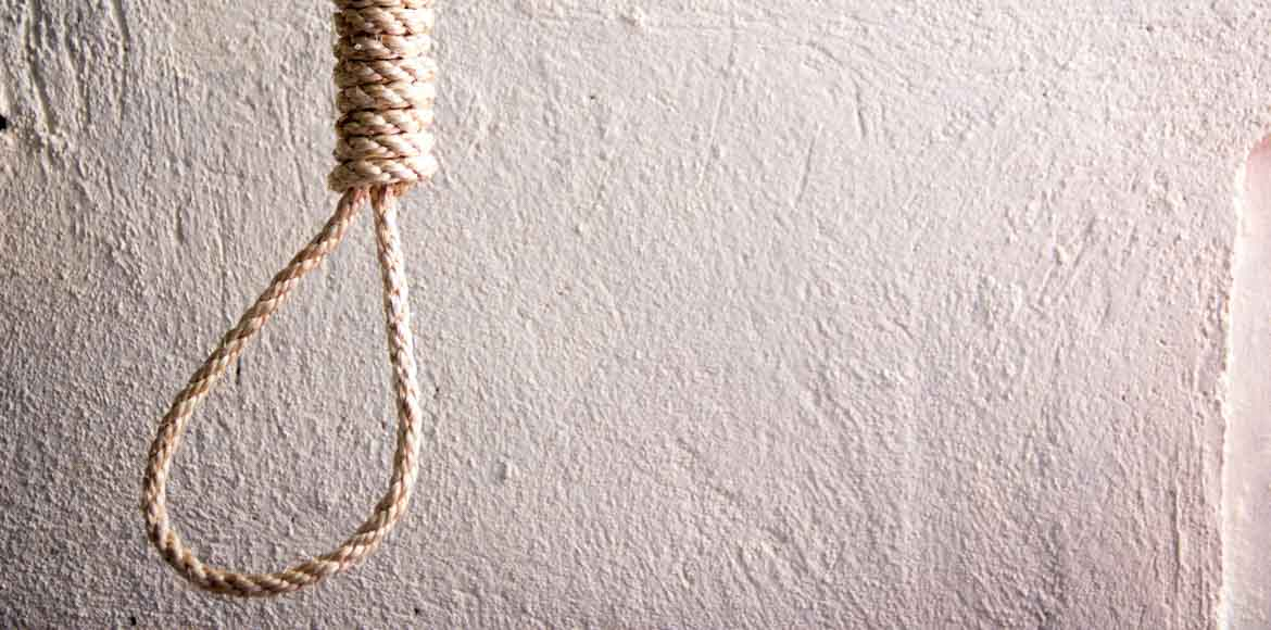 Dead in Dwarka: She was found hanging from the cei