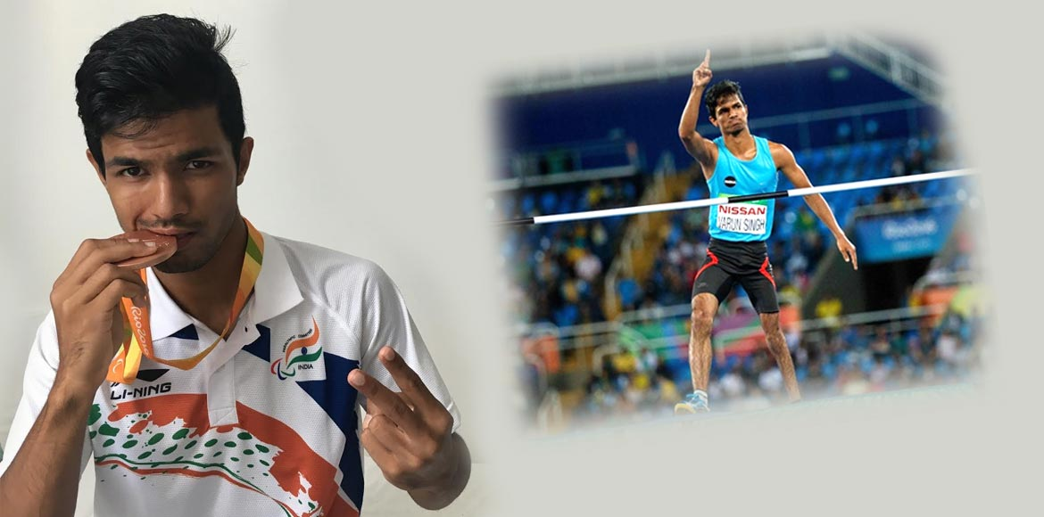 From Greater Noida to Rio, this paralympian has come a long way!