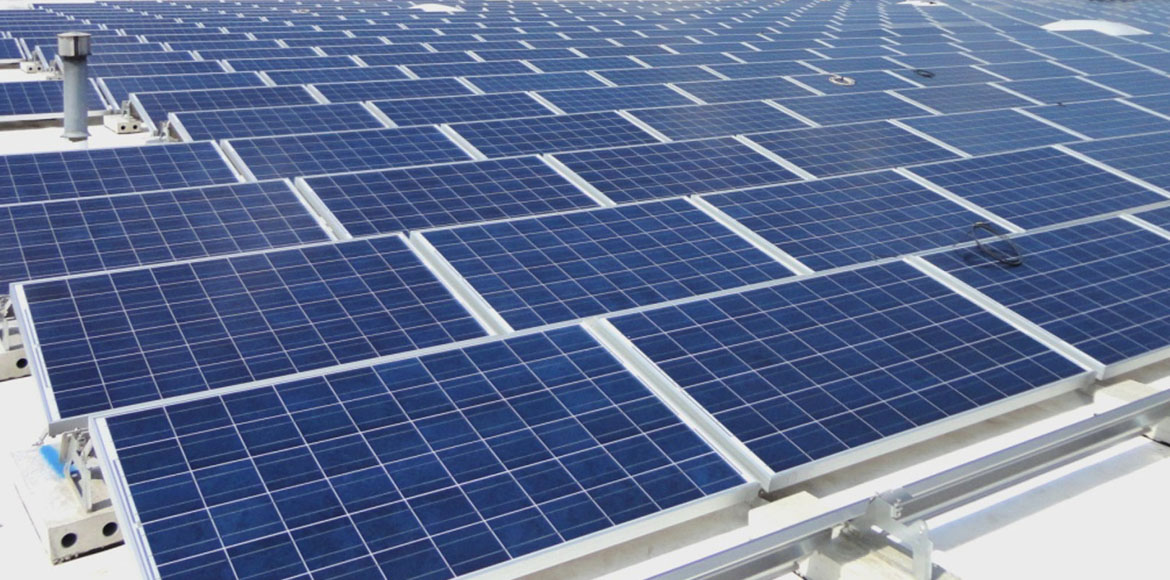 Rooftop solar power project: Where is the list of