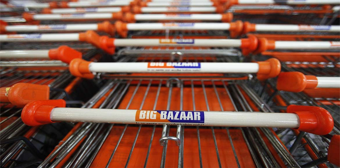 Hard Cash Day 16: Noida residents queue up at Big Bazaar for cash