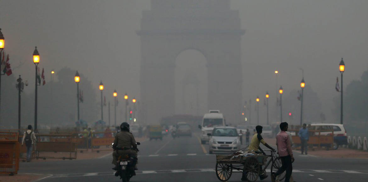 Air purifiers and pollution masks in high demand