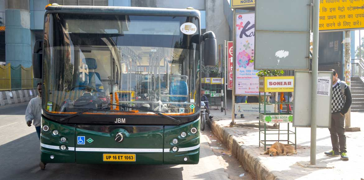 Few takers for NMRC's city bus service betw