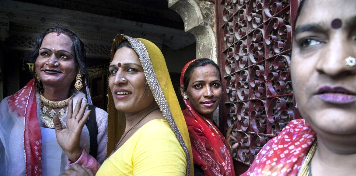 In the transgender community, camaraderie tides over cash crunch