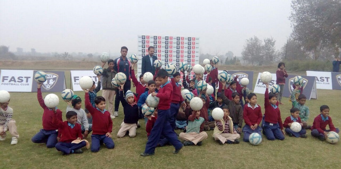 Slum kids will now have a chance at professional football, thanks to this club!