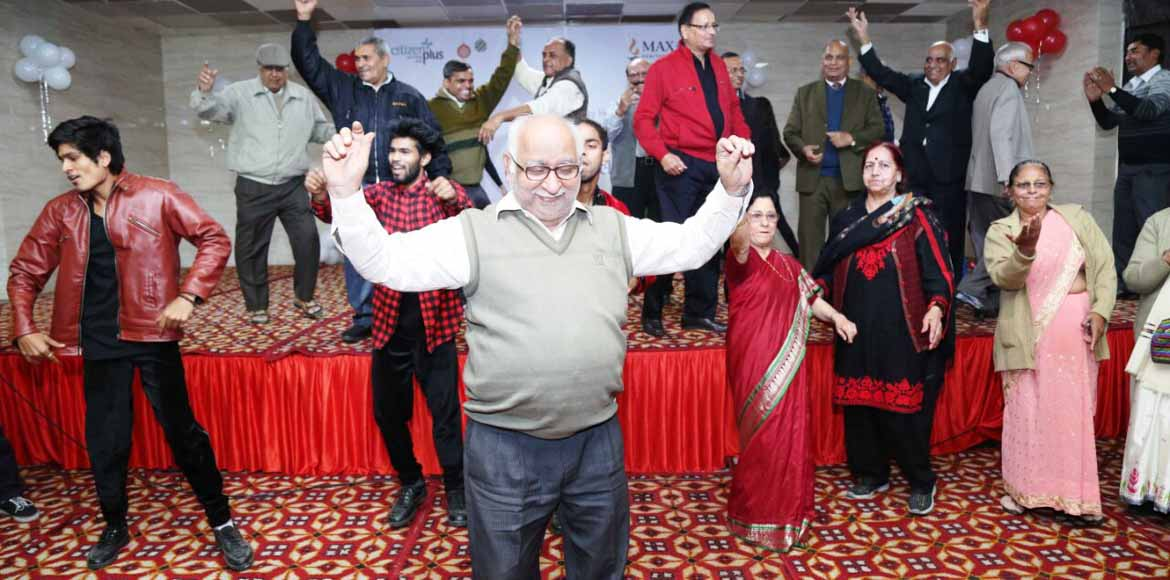 East Delhi's silvers revisit youth at New Year gala!