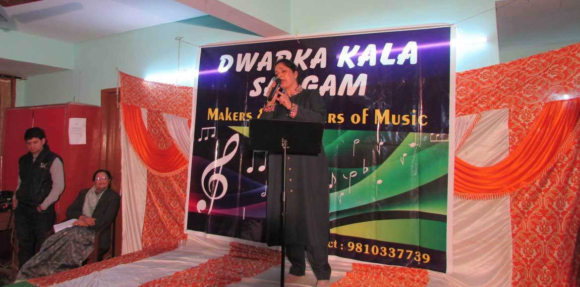 Dwarka Kala Sargam relives old Bollywood through a musical evening