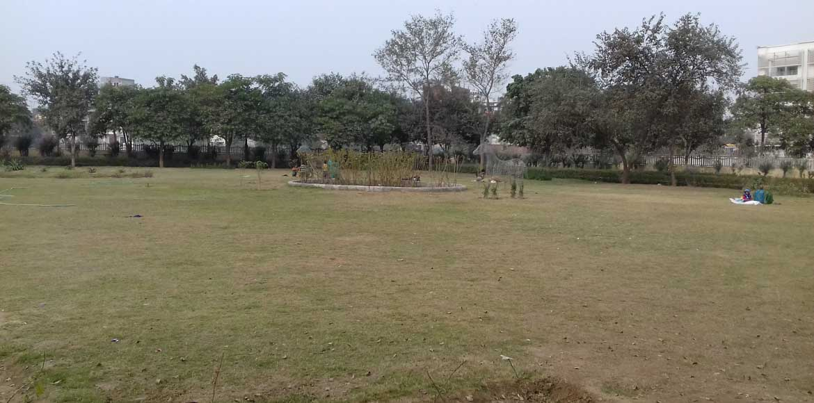 More open-air gyms in Dwarka