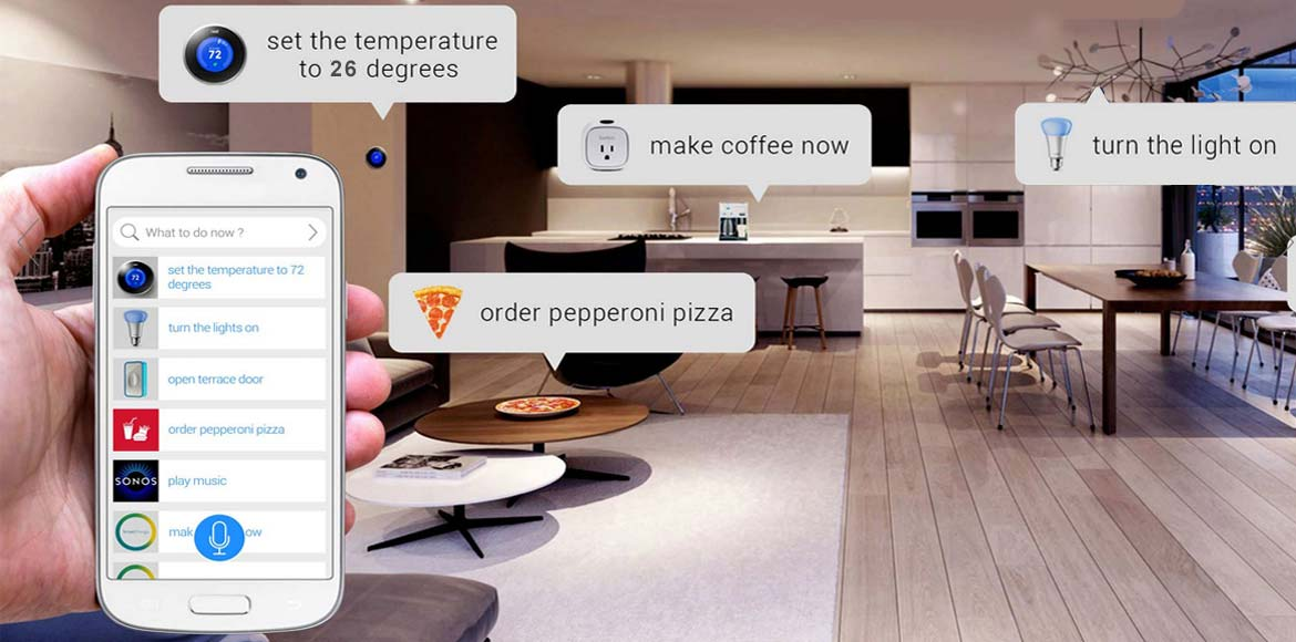 Move over, smartphones, it's the age of the smart home