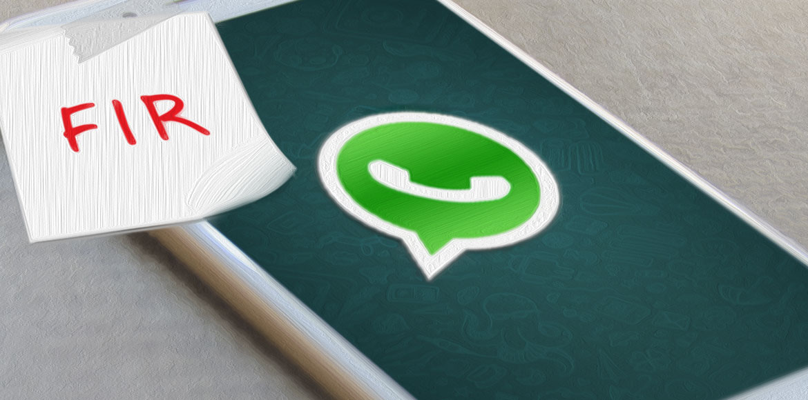 Noida: WhatsApp message twist to suicide case